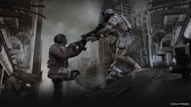 The Soldiers Creed : Revolution by VindiCaToR285