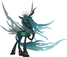 Queen Chrysalis by Nemesis360