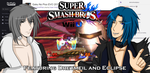 Dreymeil Plays Super Smash Brothers [OFFLINE] by Samuraiflame