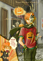 Bleach - Happy Holloween by Lancha