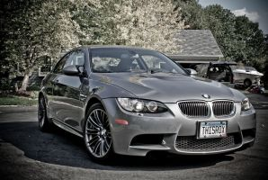 2009 BMW M3 by SREphoto
