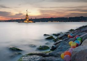 maiden's tower by 1poz