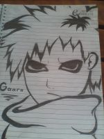 Gaara Tribal styled by anaki037