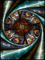 Fold rotational circle by ivankorsario