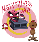 Fathers Day by Sutata