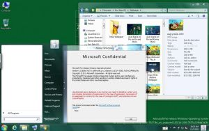 Windows 8 M2 Build 7927 Before by Eorxroa