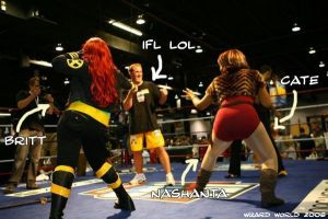 IFL at Wizard World 06 by Ononoke