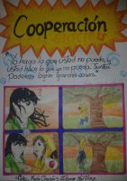 The cooperation by DracorusTerra