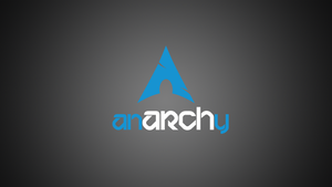 Arch linux An-Arch-Y dark wallpaper by Lazo v2 by LazoBaa