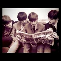 The beatles always by lnp