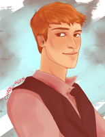 Requested Hayden by chaoswalks