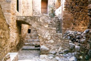Bricks and Steps by combray