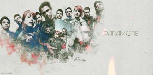 Paramore by Electic-Razor