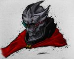 Turian by Pencil-X-Paper