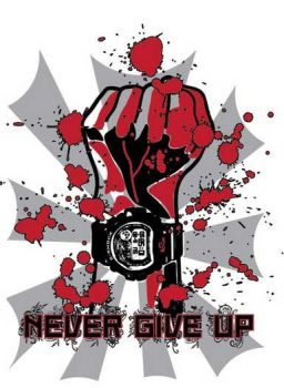 Never Give Up by netrunner75