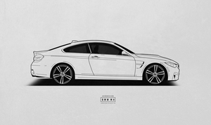 BMW M4 / F82 by AeroDesign94