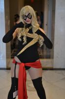Ms Marvel by JHussey92