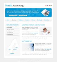 Nordic Accounting by: apokalyp by WebMagic