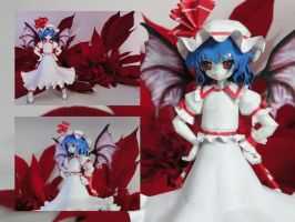Remilia Scarlet by BRSpidey