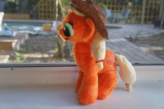 Witchcraft Talking Applejack SOLD by LordBoop
