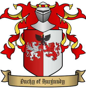 Duchy of Burgundy by The-Lord-Marshal