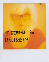 it seems so unlikely by Ungeheuer
