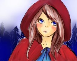 red riding hood by amber487