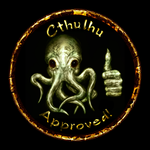 Cthulhu's Seal of Approval by hwango