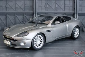 Aston Martin V12 Vanquish (Die Another Day) by ZaEmpera