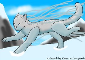 I.D. Challenge- May 20: Animal with Element by remanlongtail