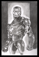 iron man WIP by EatToast