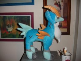 Cobalion Plushie by LV9