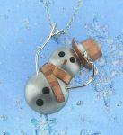 Hang In There Frosty -- 2010 by GipsonDiamondJeweler