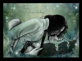 Severus+Emily - More...please darling... by RedPassion
