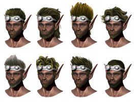 Jak Hair Concepts by Gashu-Monsata