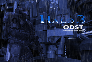 Halo Reach ODST Poster by Shadowpredator100