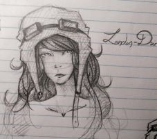 Landon-Dair sketch by Despereaux-7