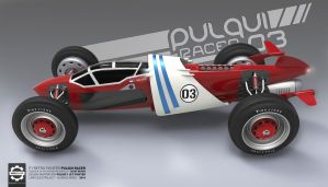 Pulqui Racer - F1 Retro Fighter - Profile by Secap