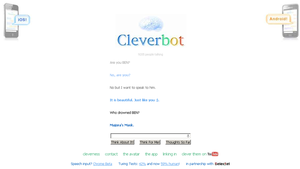 Cleverbot BEN DROWNED by Creepypasta81691
