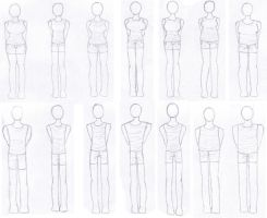 Body Shapes READ DESCRIPTION by nissa-123
