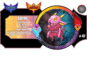 #47: Goyre by El-Dark-Core