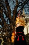 COSPLAY-GIOTTO by LALAax