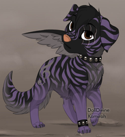 Adoptable Number Two by IriisKitty