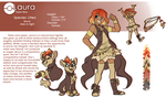 Laura Litleo Reference by SkittyStrawberries