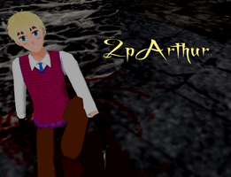 MMD Newcomer: 2p!England by snips800