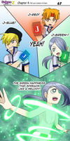 Onlyne Z Chap.4- Not your common rrb team 67 by BiPinkBunny
