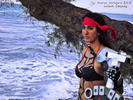 Jecht FFX (female version) by Kharen94th
