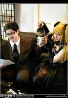 Death Note Cosplay: Make yourself useful, Misa by Redustrial-Ruin