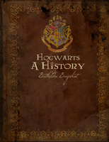 Hogwarts A History Textbook Cover by KatelynPhotography