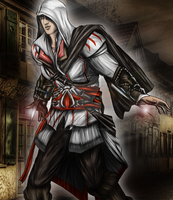 Assassin's Creed 2 - Ezio Auditore by SovietMentality